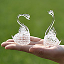 Gifts Bridesmaid Gift Crystal Swans Keepsake (Set of 2)