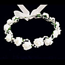 Headpieces Flower Girl Wreath With Lovely Foam/ Paper Flower