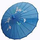 royalblue silke parasoll