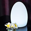 luz conduzida em forma de ovo