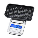 Mini 100g/0.01g LCD BackLight Balance Weight Scale