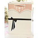 12 Piece/Set Favor Holder - Creative Card Paper Favor Bags Double Sided Tuxedo & Gown
