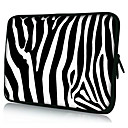 zebra stribe neopren laptop sleeve tilfældet for 10