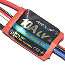 Flycolor 10A 3S ESC for Airplane with Brushless Motor (Random Colors)