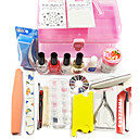 22 pcs Nails Protection Et Maintenance Tool Set In Box