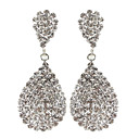 Drop Earrings Women's Alloy Earring Rhinestone