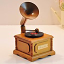 Classic Phonograph Design Music Box