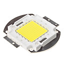 DIY 100W 8000-9000LM 6000-6500K Natural White Light integriert LED-Modul (33-35V)