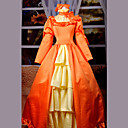 Elizabeth Orange Dress Cosplay Costume