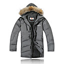 Outdoor Men's Down Jackets / Winter Jacket Skiing / Camping & Hiking / Climbing / Skating / SnowsportsWaterproof / Breathable / Windproof