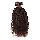 100% cabelo indiano de 18