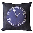 02:00 bomull / linne dekorativa örngott