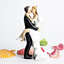 Cake Toppers Kissing Couple Cake Topper