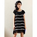 TS Stripes Short Sleeve Dress