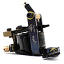 Volframi Steel Wire-leikkaus Daul kelat 10 kietoo Tattoo Machine Gun for Liner