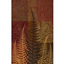 Painettu taide Kukat ja kasvit Ferns II Erin Clark