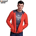 Men's Long Sleeve Hoodie & Sweatshirt , Others Plaids & Checks