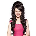 Amy Winehouse hår parykk stil kjølig høy kvalitet syntetisk hår parykk