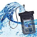 Universal PVC saco impermeável com braçadeira para Samsung 9300/9500/5830 & iPhone 4/4S/5