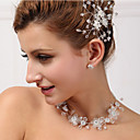 Women's Pearl/Crystal Headpiece - Wedding/Special Occasion