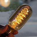 40w rétro industrie incandescence de style Edison de l'ampoule e27