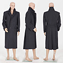 Men's Wool Coat Inspired by Sherlock Holmes