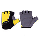 Cycling Bicycle Half Finger Gloves 3D Design For Riding(Four Colors)