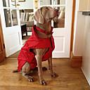 Waterproof Fleece Coat for Dogs (Assorted Colors, XS-XXXL)