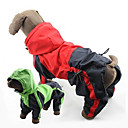 PethingTM Western Style Windproof Waterproof Raincoat for Dogs