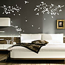 Stor grene Wall Sticker