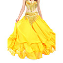 Chiffon Belly Dance Skirt For Ladies(More Colors)
