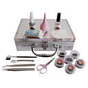 17PCS False Eyelash Extension Grafting Makeup Kit Suit within VCD Teaching Instruction