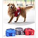 Multi-fonctionnel grandes races de chien Sac à dos avec de l'intestin pour Animaux Chiens (couleurs assorties)