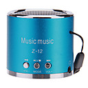 Mini Portable New Angle Mp3 Player Speakers Z12 With Fm Audio Function Support TF Card & U Disk Usb Slot