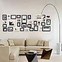 contemporanei cornici galleria collage, set di 31