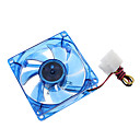 8cm 8005 + CP LED LYF manches Fan DC 12V 0.18A