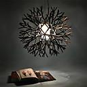 Koraal design hanger, 1 licht, ijzer acryl schilderen
