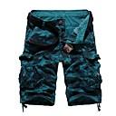 Men's Shorts , Casual Cotton