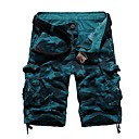 Menns Outdoor Casual Shorts (belte ikke inkludert)