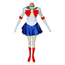 Sailor Moon Usagi Tsukino / Sailor Moon Cosplay Kostym