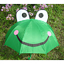 Lasten Frog Creative Cartoon Umbrella