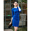TS folder Bodycon Dress