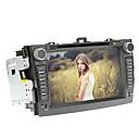 8-Zoll-Android 4.1 2 DIN In Dash Car DVD-Player für Honda Carola (2007-2012) mit 3G, WiFi, BT, 1080P, GPS