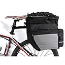 FJQXZ vanntett nylon 3-i-1 Big Size Svart Carriage Bag