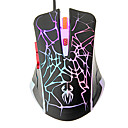 KN-004 Shift LED High Definition Optical Wired Gaming Mouse(800/1200/1600/2400DPI)
