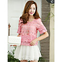 Women's New Fashion Blouse Chiffon