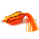 1 pcs Hard Bait / Lure kits / Fishing Lures Hard Bait / Lure Packs / Frog Assorted Colors g/5/8 oz. Ounce mm/2-3/8