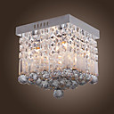 Max 40W Modern/Contemporary Crystal / Mini Style Flush Mount Dining Room / Entry / Hallway