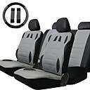 tirol nuevo 13 piezas / set asiento de coche trasero cubre conjunto universal de 2 asientos delanteros 1 banqueta incluyendo cubierta de la rueda