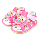 Girls' Shoes Comfort First Walkers Flat Heel Synthetic Sandals with Magic Tape Shoes